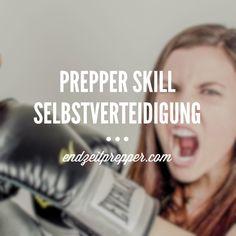 Prepper Skill - Selbstverteidigung