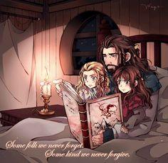 Tags: Anime, Fanart, The Lord of the Rings, Kili (The Hobbit), Fili