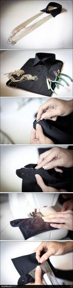 DIY Fashion - I'll make it out of denim