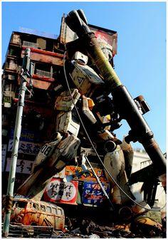 1/48 RX-78-2 Gundam 'The Last Survival' - Diorama Build     Images via fg-site.net