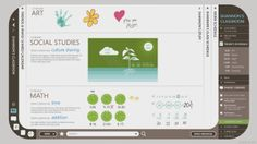 Office Labs Future Vision   下面是幻灯片中截取的一些项目的概念图: