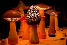 Resultado de imagem para ceramic mushrooms