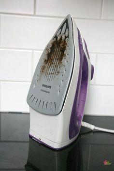 Comment nettoyer la semelle d'un fer à repasser « Blog de Petit Citron