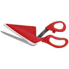 pizza scissors spatula- you can cut and pick up a slice of pizza with one tool
