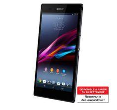 SONY Xperia Z Ultra noir Téléphone portable sans abonnement prix promo Boulanger 719,00 € TTC