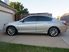 My 2014 Honda Accord Sport
