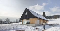 Gallery of House with Gable / mia2/Architektur - 11