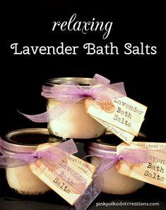 Relaxing Lavender Ba