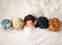 Star Wars themed newborn session, Princess Leia  Cushing OK Photographer Five Little Acres Photography Family, Maternity, Newborn, Senior Photography in Cushing and Central Oklahoma