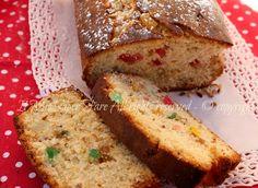 Pane dolce con canditi e nocciole ricetta il mio saper fare