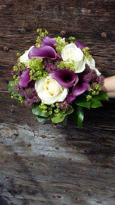 Magnifique bouquet de fleurs pour mariage de La Bouquetière by Magali Beautiful wedding bouquet of La Bouquetière by Magali #mariage #wedding