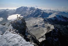 the summit of the Matterhorn. Probably wont try this, but it is fun to dream.