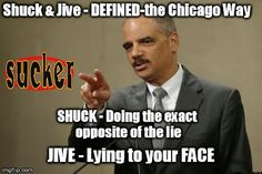 The Communist Manifesto: White House Bully tactic - The Chicago Way...the L...