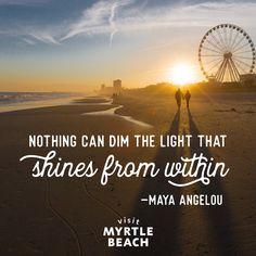 Visit Myrtle Beach Myrtle Beach Hotels, Myrtle Beach Vacation, South Carolina Vacation, Myrtle Beach South Carolina, Beach Words, Beach Quotes, Are You Happy, Poems, Life Quotes