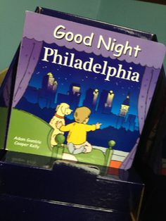 SBS OFFER! Latitudes & Longitudes - Good Night Philadelphia, $9.95  // Free gift with purchase of $25 or more. Present pin at register to receive deal.