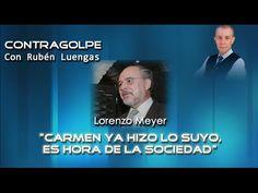 """""""Carmen ya hizo lo suyo, es hora de la sociedad"""" - Lorenzo Meyer en entr..."""