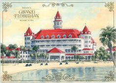 For the ultimate luxury on your vacation, be sure to book Disney's Grand Floridian Resort and Spa!