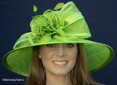 Kentucky derby women's hats and fashion outfit ideas 74