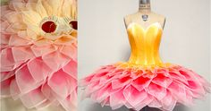 Beautiful! Reminds me of my costume from my days en pointe in the Waltz of the Flowers scene of the Brooklyn Nutcracker at Brooklyn Music School :)
