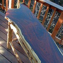 Cocobollo table