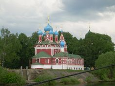 Beautiful St Dimitri's of the Spilled Blood, Uglich, on the Volga, 2010