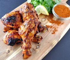Homemade Tandoori Masala & recipe for Tandoori Chicken