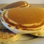 My favorite protein pancakes… healthy and delicious!