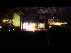 Maroon 5 - Moves Like Jagger - Live in Tampa, Florida