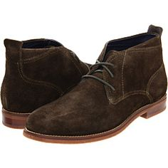 Cole Haan Air Charles Chukka in Earth Suede