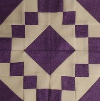 Jewel box quilt; site has many other free quilt block patterns as well