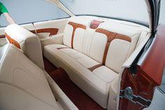 1961 Chevrolet Impala Orange