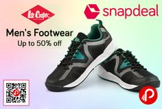 Snapdeal is offering Upto 50% off on Lee Cooper brands Sports Shoes, Casual Shoes, Formal Shoes, Loafers, Slippers & Flip Flops, Boots, Sandals & Floaters.   http://www.paisebachaoindia.com/mens-footwear-lee-cooper-upto-50-off-snapdeal/