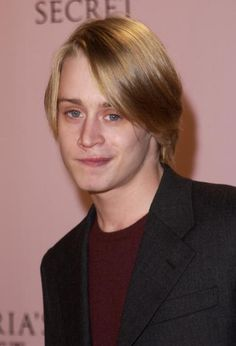 Macaulay Culkin during The 7th Annual Victoria's Secret Fashion Show Arrivals at Bryant Park in New York City New York United States