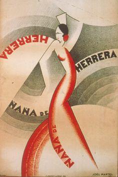"""Joël Martel """"Nana de Herrera"""", 1926"""