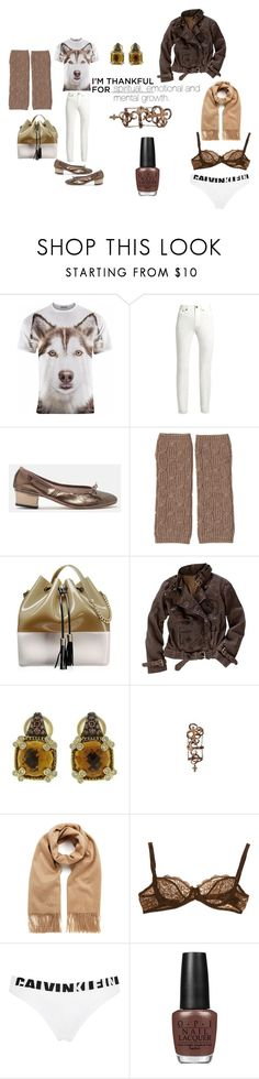 """Thankful"" by michelle858 ❤ liked on Polyvore featuring Aloha From Deer, Rockins, Portolano, Kartell, Madewell, Judith Ripka, Mulberry, Deborah Marquit, Calvin Klein Underwear and OPI"