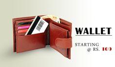 Wallets For Men | Buy Men's Wallets Online At hytrend. >> http://hytrend.com/men/accessories/wallets.html