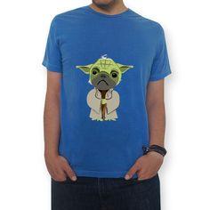Camiseta Cão Yoda  de @ilustrices   Colab55