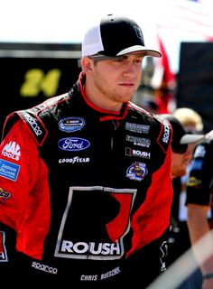 Chris Buescher fell from 8th to 9th after Kentucky. -127 points behind 1st
