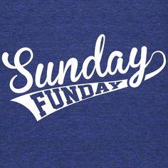 sunday funday shirt - Google Search