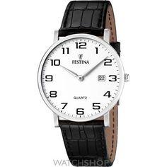 Men's Festina Watch - F16476/1 ($109.01 at WatchShop.com)