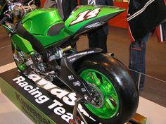 KAWASAKI ZX6R Ninjacup 2007 Back