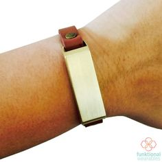 Fitbit Bracelet for FitBit Flex Fitness by FUNKtionalWearables