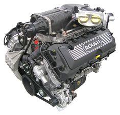 5.0L Coyote RSC Crate Engine