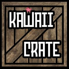 Kawaii Crate.  Themed monthly anime stuff and snacks.