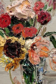Fleur Flower Flor, Robin Lucile Anderson, Robin Anderson, Floral