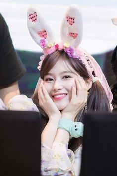 "Twice-Sana 180421 ""What is Love?"" Fansign Event"