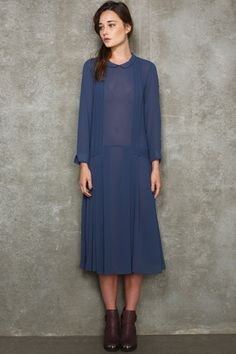 Carin Wester Roberta Bubble Seam Dress - i missed out on this one and it still makes me sad.