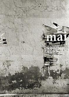 Distressed walls, anyone?