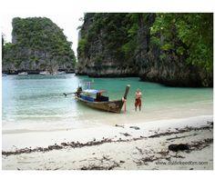 Raya Beach - Phi Phi Don, Thailand