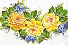 Pintura Em Tecido - Venha Aprender Pintura em Tecido: Fevereiro 2009